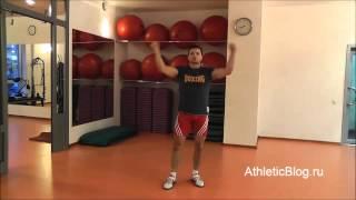 Как правильно разминаться перед тренировкой