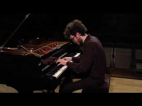 Joshua Rupley plays Schumann: Romanze No. 3 in B major, Op. 28