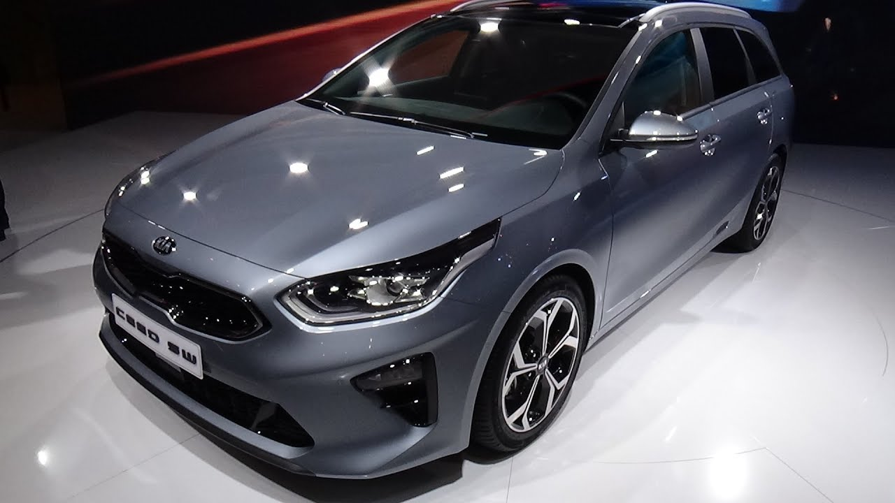 2019 kia cee 39 d sw exterior and interior geneva motor. Black Bedroom Furniture Sets. Home Design Ideas