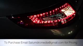 9971 porsche led replacement tail lights all models