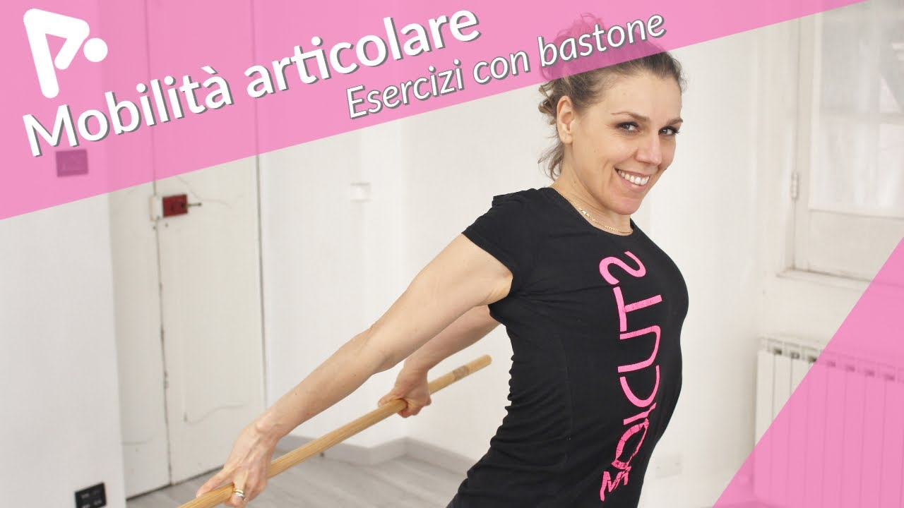 Mobilità Articolare | Esercizi con bastone | Salute in Movimento