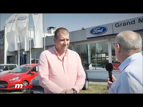 MOBIL AUTO TV - Grand Motors - Ford Kuga N1 na akciji i salon za polovna vozila