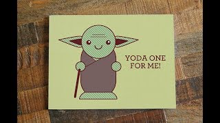nerdy valentine's day cards for adorable couples