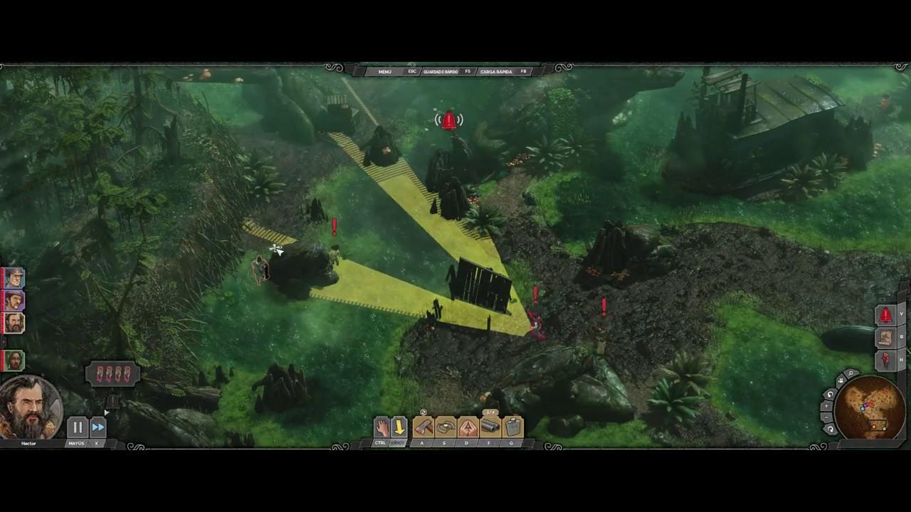Desperados Iii Queen S Nests Chapter 2 Ultrawide Gameplay Pc Youtube