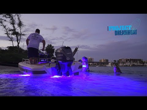 Florida Sportsman Project Dreamboat - Boston Whaler Reveal,