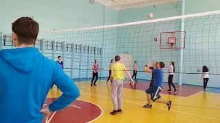 Видеофрагмент урока физкультуры в 8 классе. Учитель Молнар Ю.В.