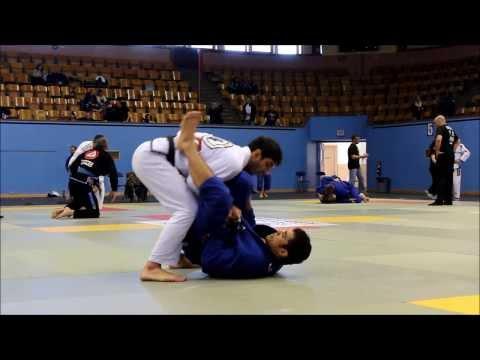 World Abu Dhabi Trials 2014 Montreal - Lucas Lepri (Alliance) VS Otavio Sousa (Gracie Barra)
