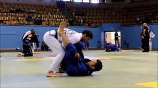 World Abu Dhabi Trials 2014 Montreal Lucas Lepri Alliance VS Otavio Sousa Gracie Barra