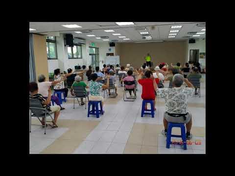 105/06/03華江社區照顧關懷據點活動影片
