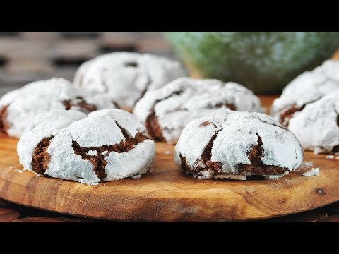 How To Make Chocolate Crinkles In Oven Toaster