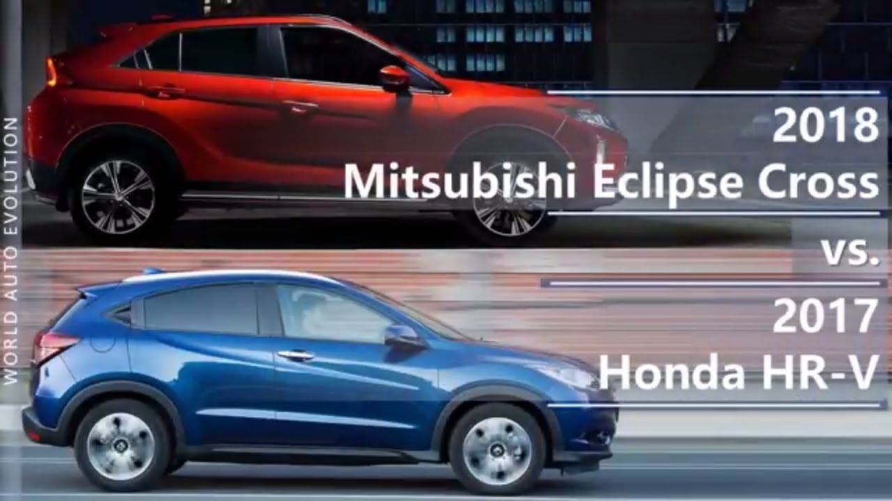 mitsubishi eclipse cross technische daten