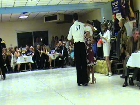 Danse de salon concours cuers 14 04 2012 1 vob youtube for Youtube danse de salon