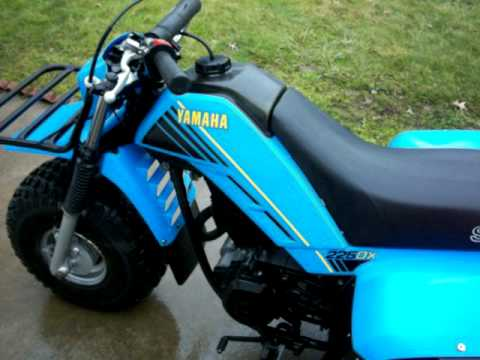 Yamaha Tri Moto Ytm225dx Youtube