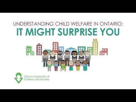 Understanding Child Welfare In Ontario: It Might Surprise You