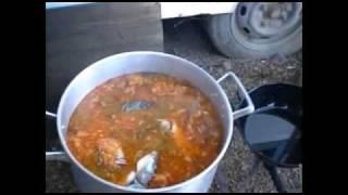 Baixar Nho puxim - caldo peixe ku mandioca