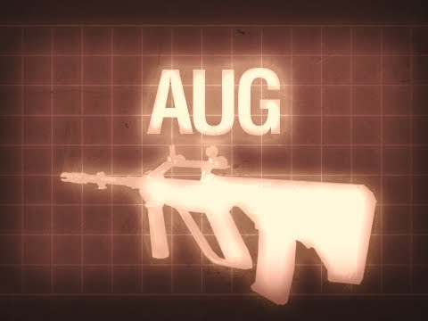 AUG - Black Ops Multiplayer Weapon Guide