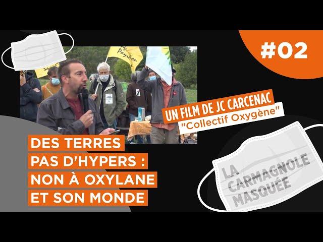 Des Terres pas des Hypers: le 25/09 action contre Oxylane avec Nicolas Girod de la Conf' Paysanne
