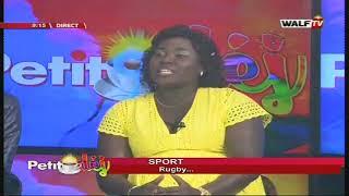 Sport (le rugby sénégalais...) - Petit Déj du 13 déc. 2019