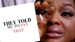 Phaedra Is Blaming RHOA Producers For Giving Her False Info To Tell Porsha About Kandi