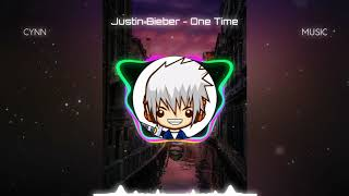 Gambar cover Justin Bieber - One Time