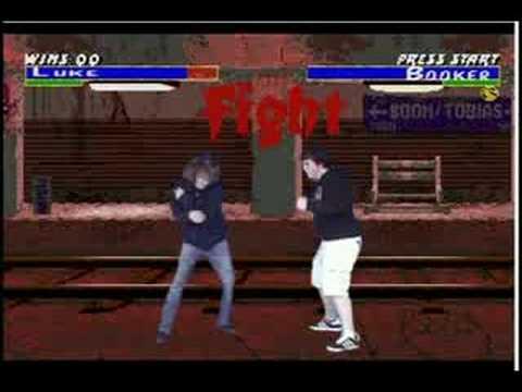 Mortal Kombat Battle