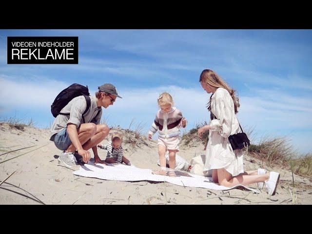 VLOG: strandtur & det fineste DIY-projekt (INDEHOLDER REKLAME)