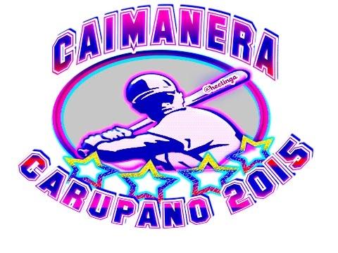 Caimanera Carúpano 2015