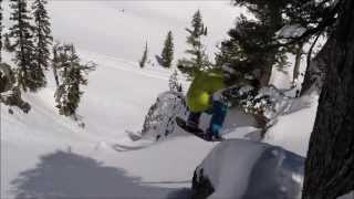 Grassroots Powdersurfing //White Waves