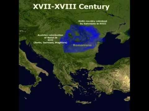 Evolutia poporului roman