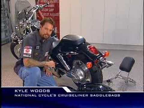 Motorcycle BackRest - Install in less than 5 minutes - Video Guide: Tip of the Week