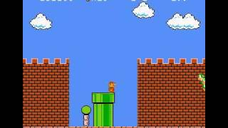 Super Mario Bros World 8-3