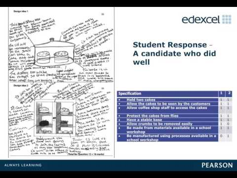 GCSE Design and Technology Resistant Materials: Feedback on June 2015 (Unit 2 - Exam)