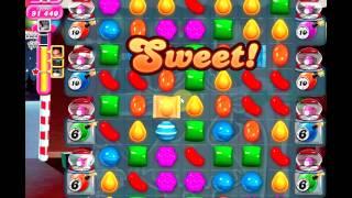 Candy Crush Saga LEVEL 265 past version