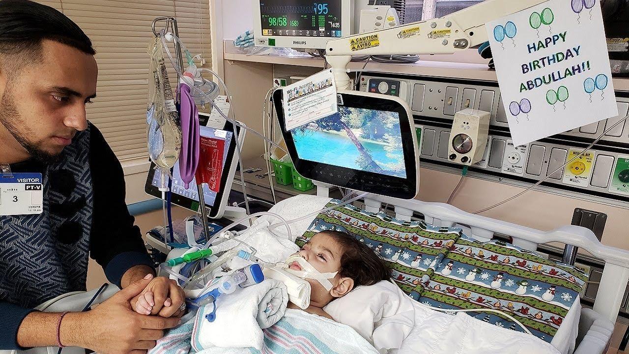 إن لله و إنا إليه راجعون:  وفاة الطفل اليمني  عبد الله حسن المريض بأميركا