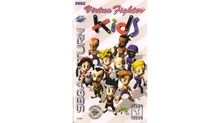 Virtua Fighter Kids Review for the SEGA Saturn
