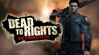 Dead to Rights Retribution All Cutscenes PS3/Xbox 360