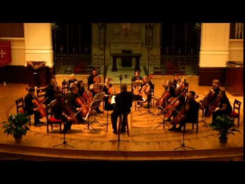 Cellospeak Presents: 16 CELLOS