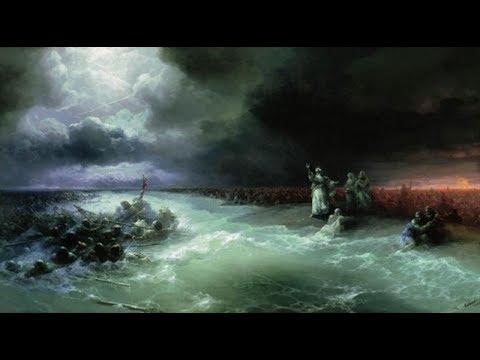 Исход. Доказательства перехода Израильтян через Красное море.