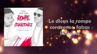 Daddy Yankee Ft. Ozuna La Rompe Corazones Lyrics LETRA.mp3