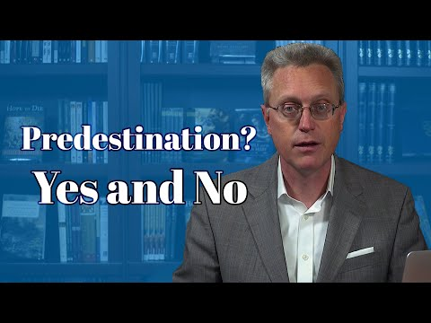 Do Catholics Believe in Predestination?