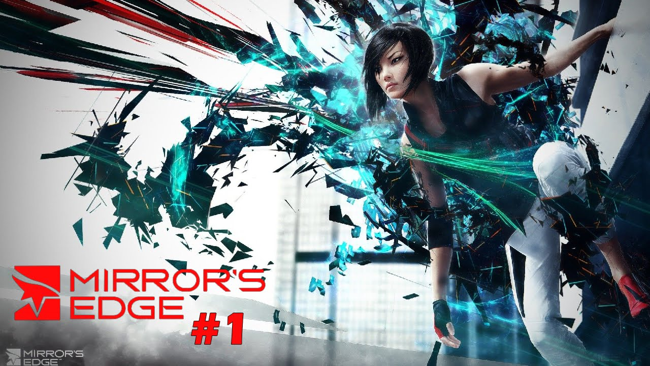 Mirror 39 s edge gameplay walkthrough part 1 full game psn for Mirror gameplay walkthrough