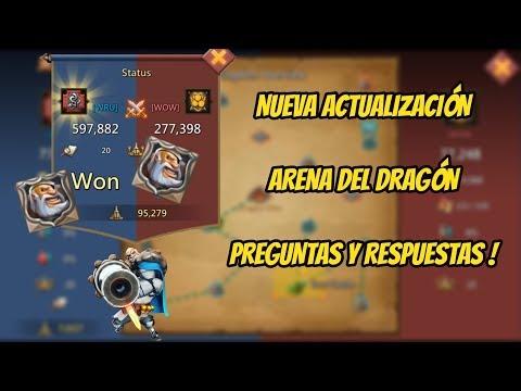 Lords Mobile - Arena Del Dragón | Todo Lo Necesario Antes Del Evento!