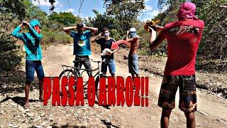 Assalto a mão armada | PASSA O ARROZ PARÓDIA! Fuga dos BANDIDO de Bike , deu RUIM