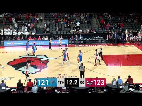 Ryan Arcidiacono (14 points) Game Highlights vs. Oklahoma City Blue