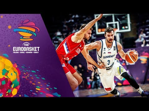 Slovenia v Serbia - Highlights - Final - FIBA EuroBasket 2017