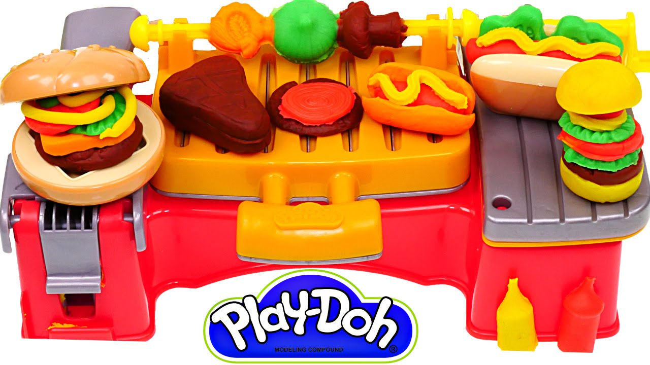 spot play doh cookout creation - 1280×720