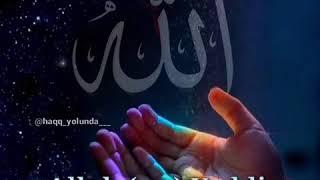 Dini statuslar.. ya Allah