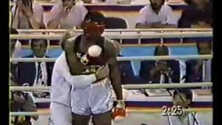 Lennox Lewis vs Riddick Bowe 88 Olympic Final