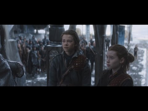 The Huntsman - Winter's War - Young Eric and Sara Fight (Deleted Scene)