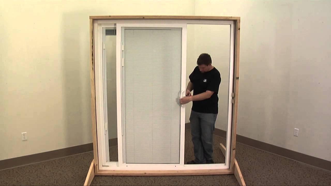 how to adjust a vinyl patio doors latch - Vinyl Patio Doors
